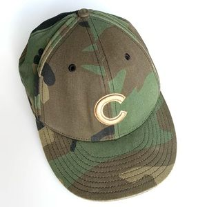 Camouflage Chicago Cubs Hat New Era